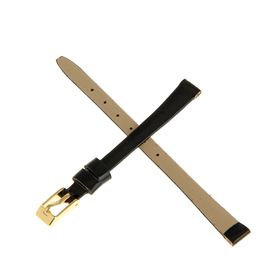 Ремешок для часов, женский, 8 мм, натуральная кожа