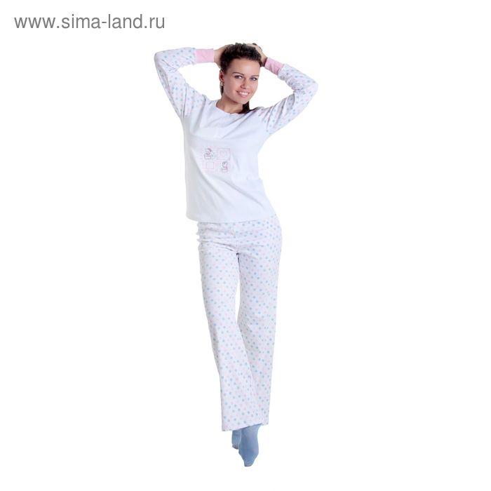Комплект женский (фуфайка, брюки) арт.12с149В, р-р 48-50 (96-100)