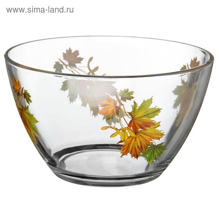 """Салатник 1,5 л """"Осенний вальс"""", 18х11 см"""