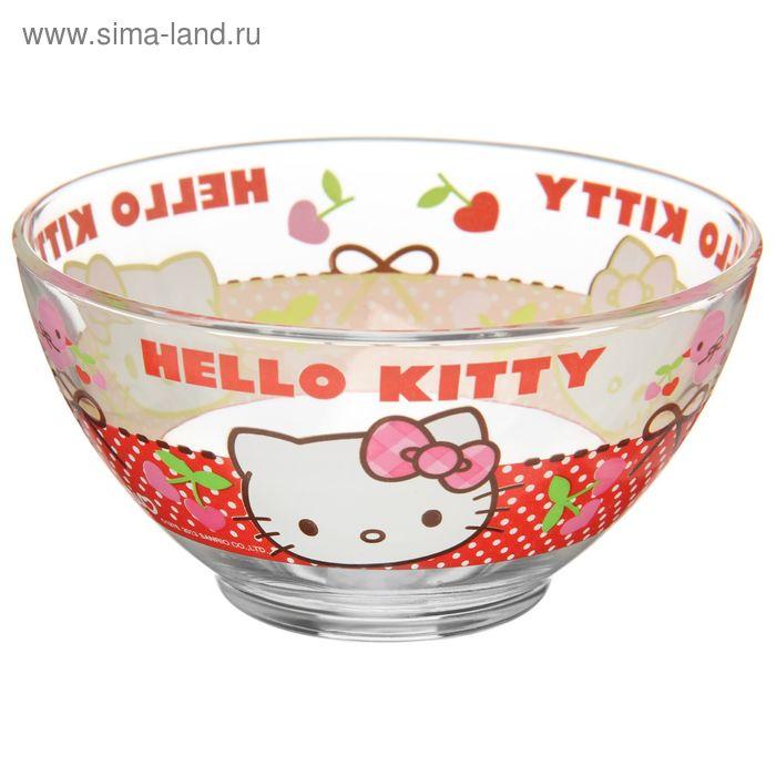 "Пиала 500 мл ""Hello Kitty. Вишенка"""