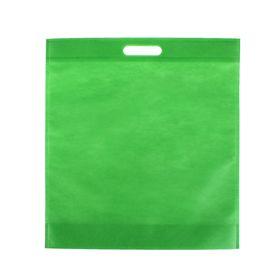 Пакет с вырубной ручкой, 42 х 40 см, салатовый