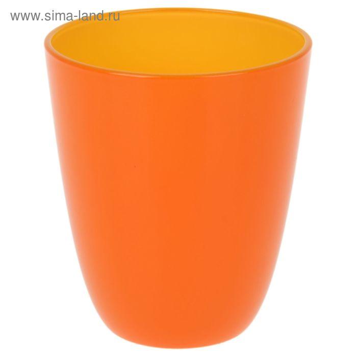 Стакан 310 мл Spring Break, цвет желтый/оранжевый