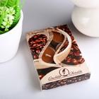 Набор чайных свечей ароматизированных «Эспрессо», 12 г, 6 штук - фото 1706501