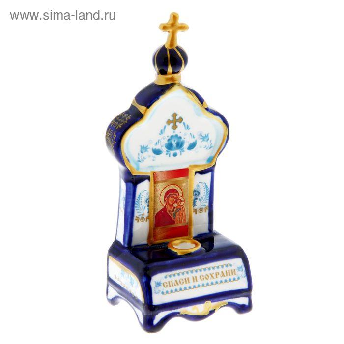 """Подсвечник """"Киот"""", Казанская икона Божией Матери"""