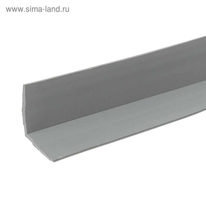 Угол мягкий KU 24*24 серый
