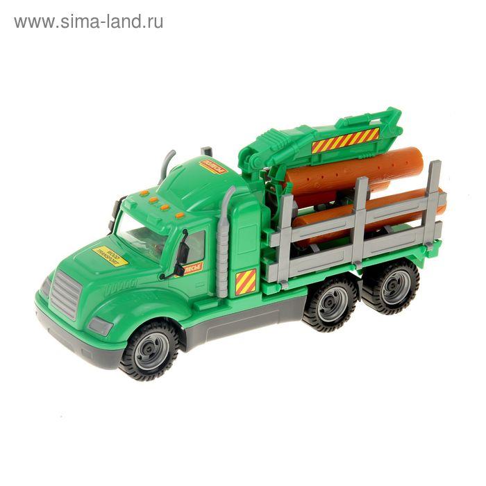 Автомобиль-лесовоз