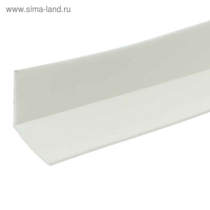 Угол мягкий KU 24*24 белый