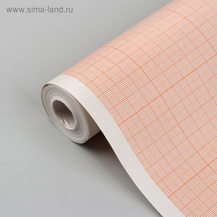 Масштабно-координатная бумага, 60 г/кв.м, 64см, 10м