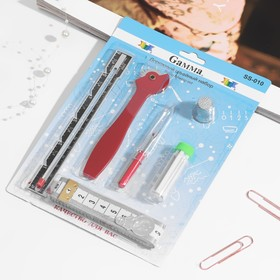 Набор инструментов для шитья, 7 предметов, SS-010