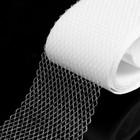 Паутинка-сеточка клеевая на бумаге, ширина 40мм, 3м, цвет белый