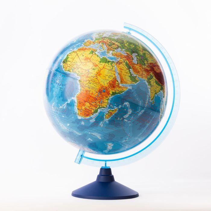 Глобус физический «Классик Евро», диаметр 320 мм