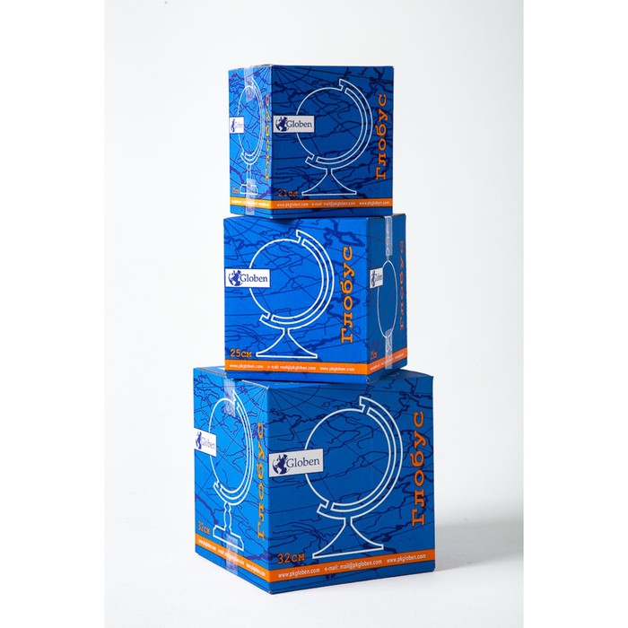Глобус политический «Классик Евро», диаметр 320 мм