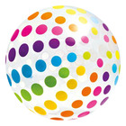 Мяч пляжный «Джамбо», d=107 см, от 3-х лет 59065 59065 INTEX