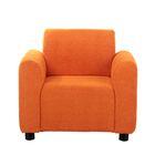 Кресло ASTRA 51 (оранжевый), 59х55х47см, двп/дсп, поролон, меб.ткань