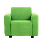Кресло ASTRA 146 (зеленый), 59х55х47см, двп/дсп, поролон, меб.ткань