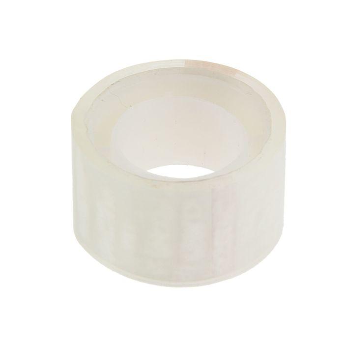 Клейкая лента канцелярская 24 мм*10м 40 мик