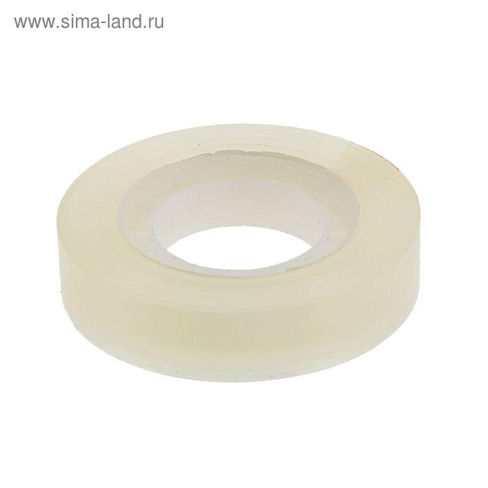 Клейкая лента канцелярская 12 мм*33м 40мик