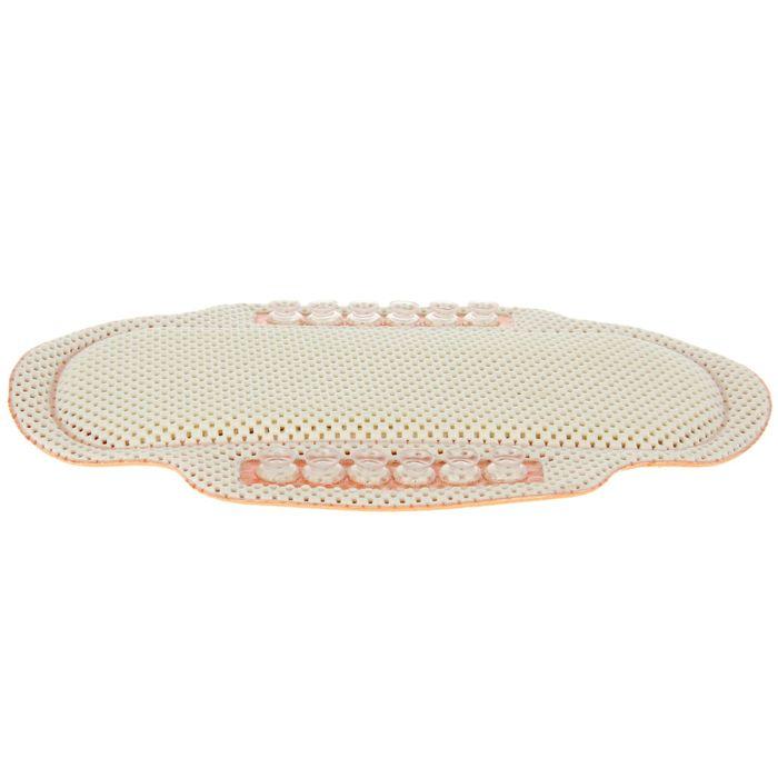 "Подушка для ванны с присосками 25х37 см ""Спа"", цвет МИКС"