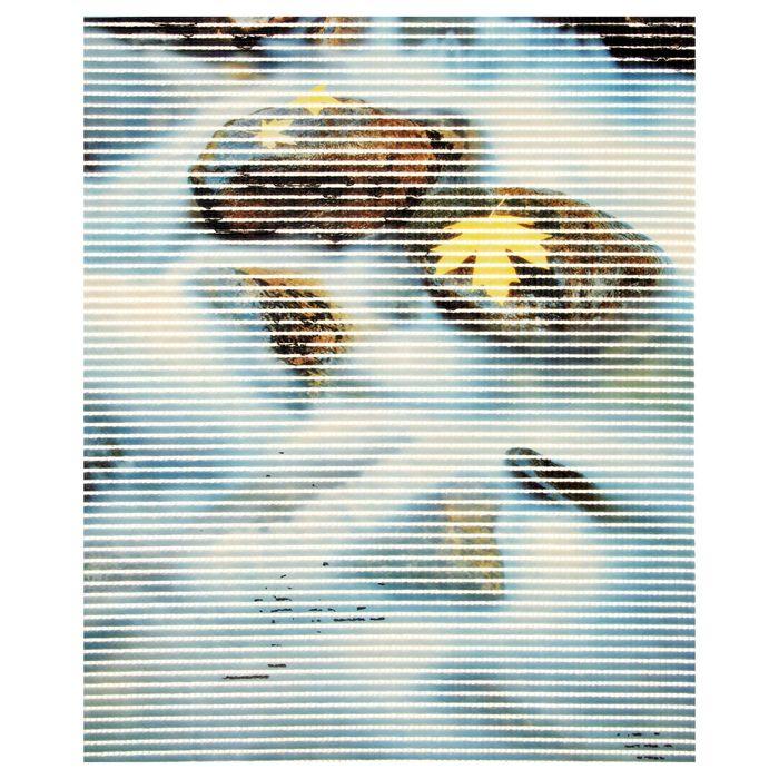 Коврик ПВХ 67×47 см «Река»