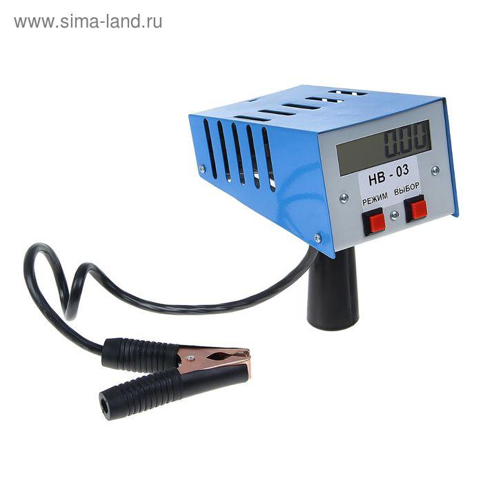 Нагрузочная вилка для аккумулятора НВ-03, 12 В