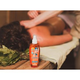 Thermoactive massage oil from cellulite 150 ml.