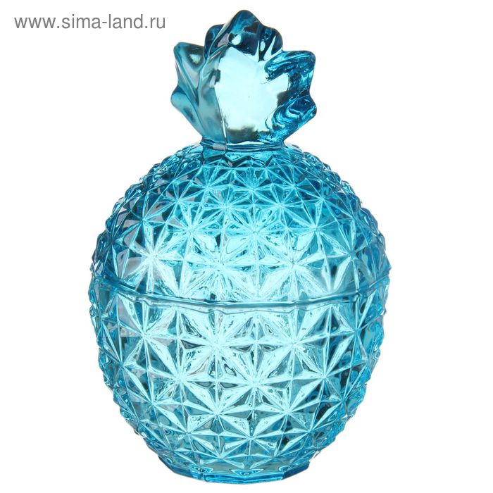 "Сахарница 300 мл ""Ладислао"", 8,5х15 см, цвет синий"