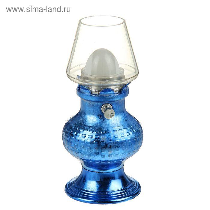 Переносной фонарь «Лампа», 1 диод, микс