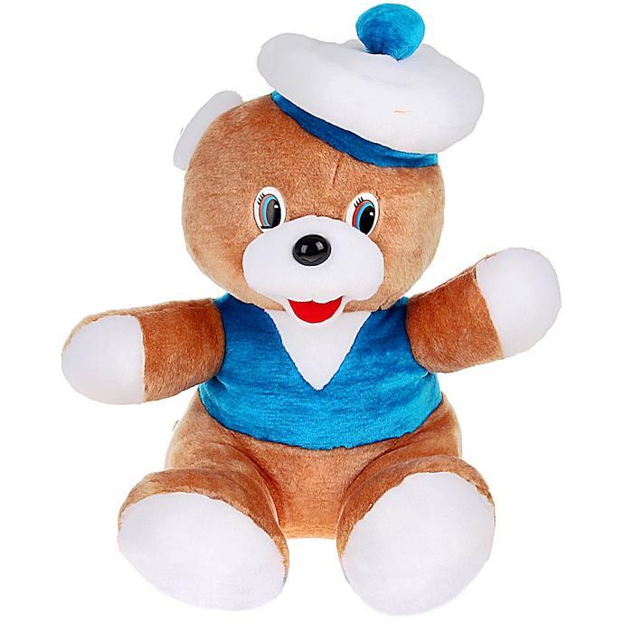 Мягкая игрушка «Мишка Матрос» - фото 105609754