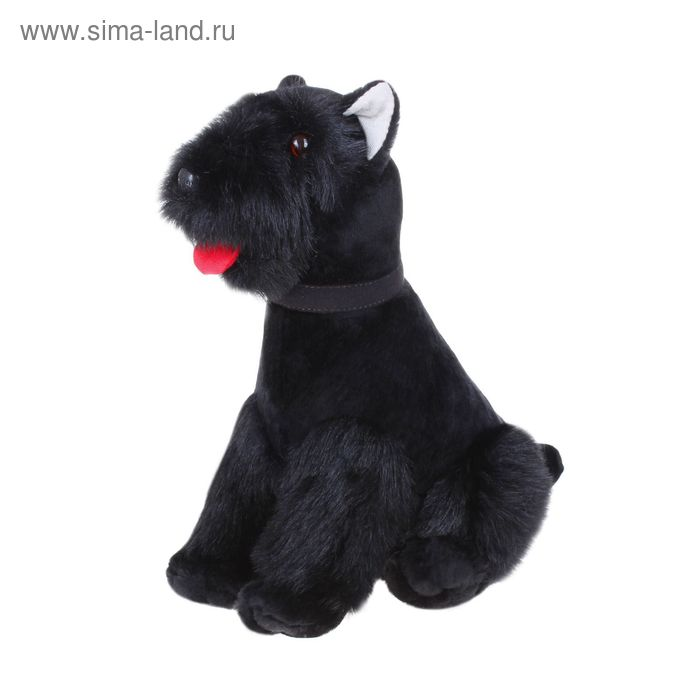 Мягкая игрушка «Собака Блэк»