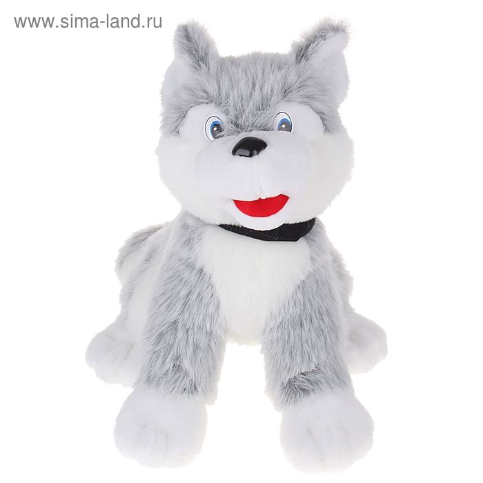 Мягкая игрушка «Собака Лайка»