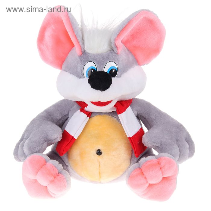 Мягкая игрушка «Мышонок Флип»