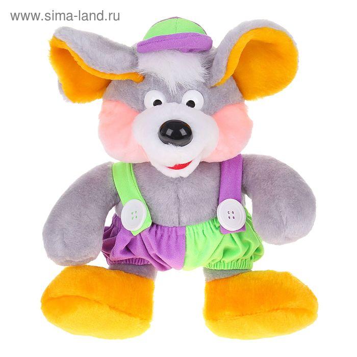 Мягкая игрушка «Мышонок Клайд»