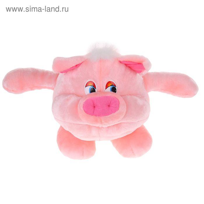 Мягкая игрушка «Свинка Пухлик»