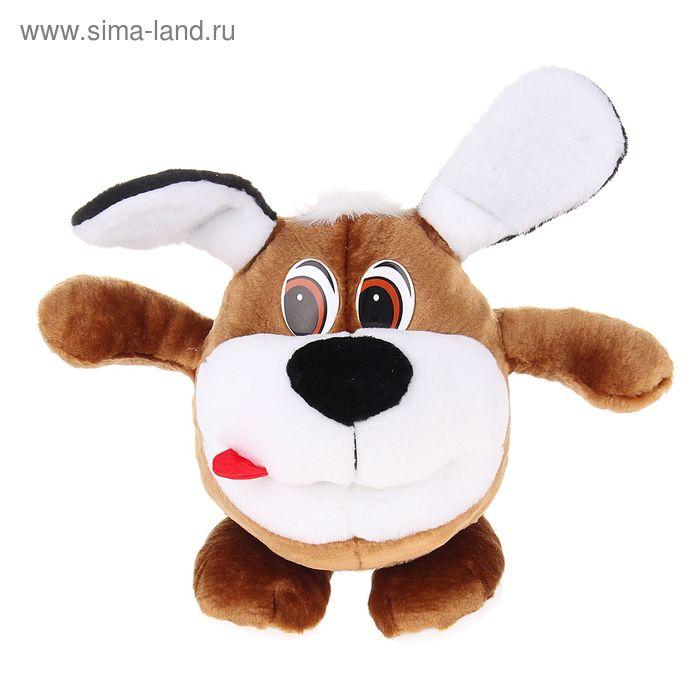 Мягкая игрушка «Пёс Пухлик»