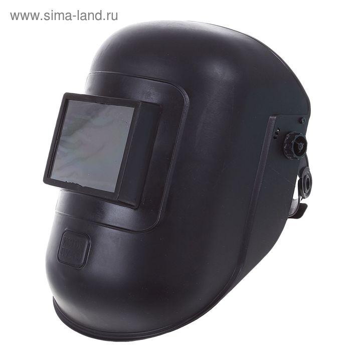 Щиток электросварщика «Исток» ЕВРО, реечный механизм