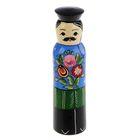 сувенирные штофы и наборы для напитков с городецкой росписью российских поставщиков