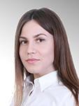 Менеджер по работе с юридическими лицами - Вольхина Юлия Игоревна