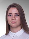 Менеджер по работе с муниципальными клиентами - Лопатина Алена