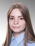 Менеджер по работе с физическими лицами - Чертановская Полина Андреевна