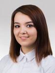 Старший менеджер РП - Гапонова Наталья