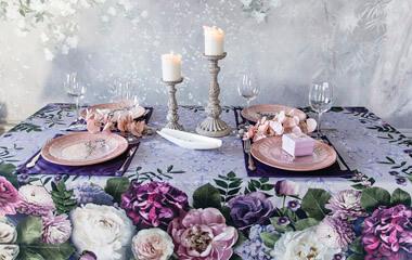Скатерти «Этель»: сервируем стол для праздников и будней