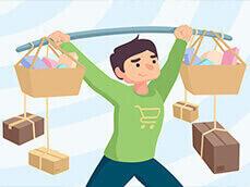 Как получить двойную прибыль с сервисом совместных покупок