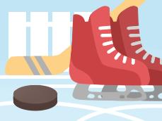 «Мама, я на хоккей!»