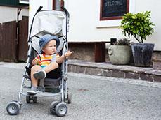 Топ-5 прогулочных колясок