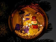 10 крутых светильников для Нового года