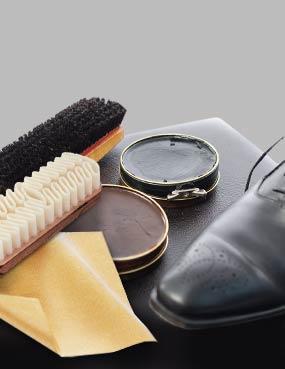 товары для ухода за обувью